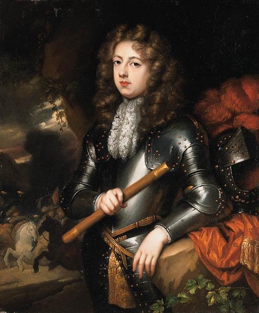 Caspar Netscher (c. 1636-1684)