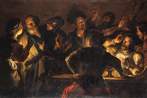 Studio of Gerard Seghers (1591