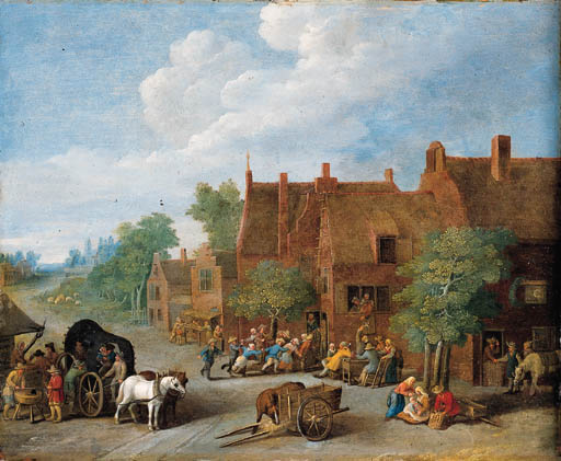 Attributed to Pieter Gysels (1