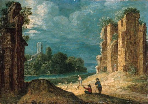 Circle of Paul Bril (1554-1626