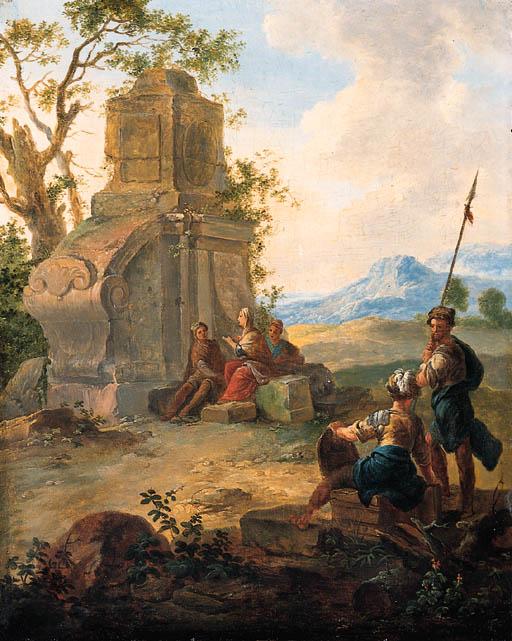 Franz de Paula Ferg (1689-1740