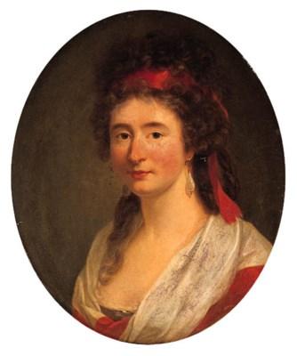 Circle of Marie-Louise-Elizabe