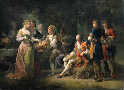 Jean-Frédéric Schall (1752-182