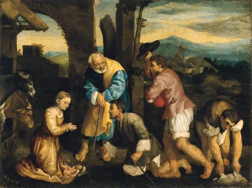 Jacopo da Ponte, called Jacopo