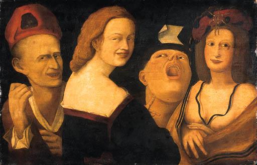 School of Bergamo, 16th Centur