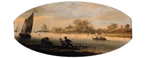 Salomon van Ruysdael (1600/3-1