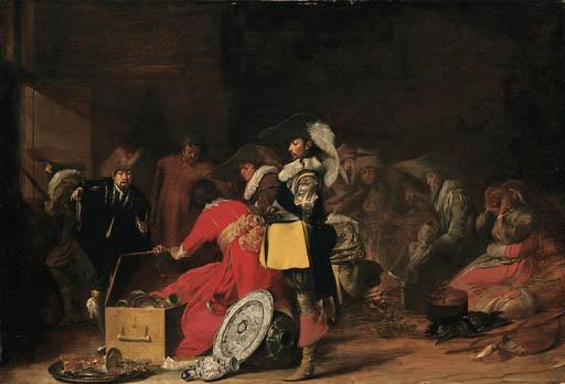 Willem Cornelisz. Duyster (159