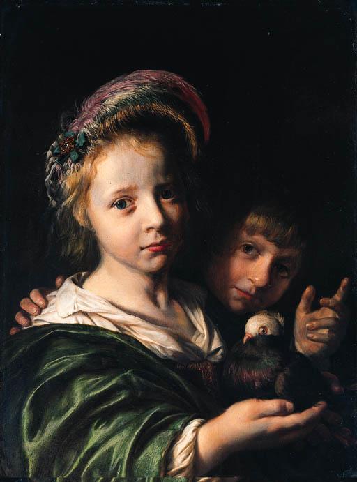 Jan de Bray (1627-1697)