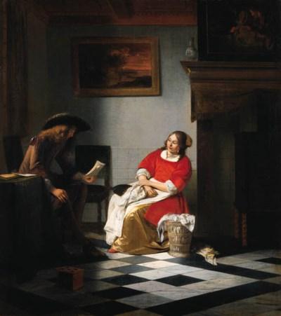 Pieter de Hooch (1629-1684)