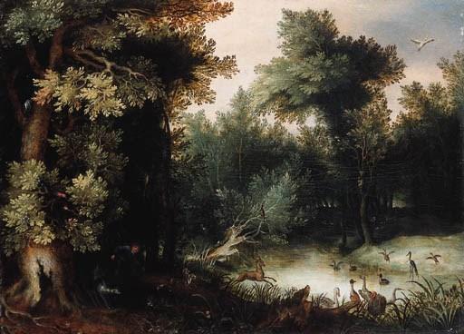 Gillis van Coninxloo (1544-160