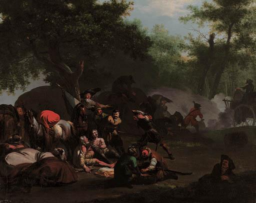 Jan van Huchtenburg (1647-1733