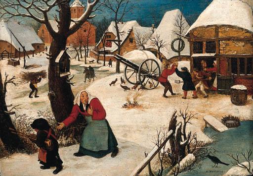 Manner of Pieter Brueghel II