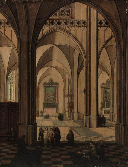 Pieter Neeffs I (c. 1578-c. 16