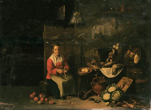 Gillis van Tilborgh (1625-1678