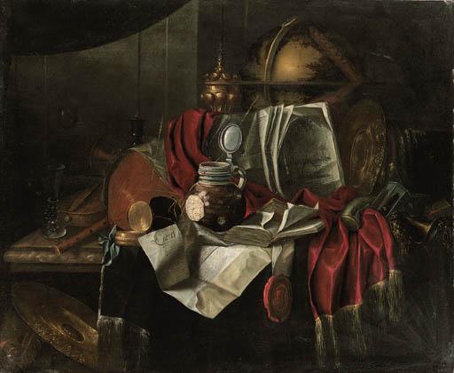 Circle of Cornelis Norbertus G