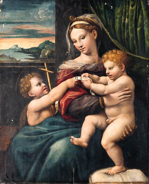 Raffaellino del Colle (c.1500-