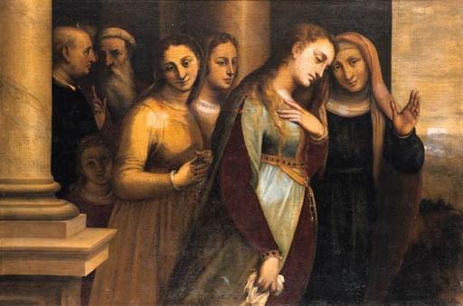 Enea Salmeggia (c. 1546/58-162
