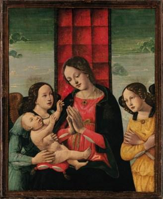Circle of Domenico Ghirlandaio