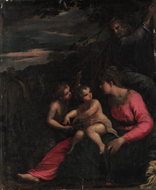 Attributed to Ippolito Scarsel