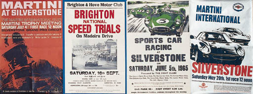 Silverstone - A collection of