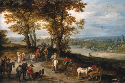 Jan Brueghel I (1568-1625)