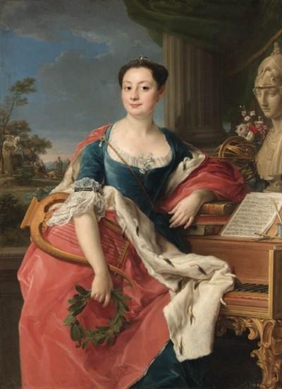 Pompeo Girolamo Batoni (1708-1