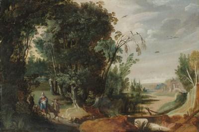 Circle of Anton Mirou (before