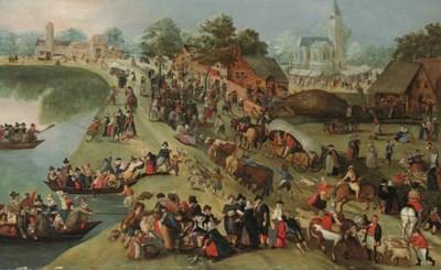 Circle of Pieter Balten (1525-