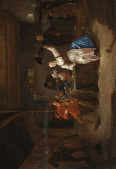 Attributed to Gerrit Lundens (