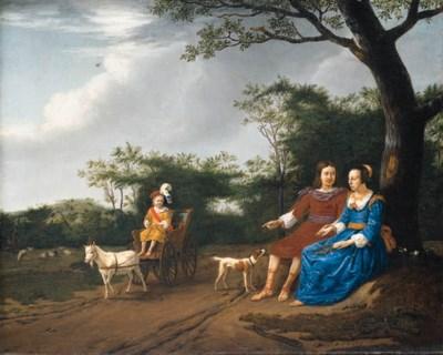 Adriaen van de Velde (1636-167