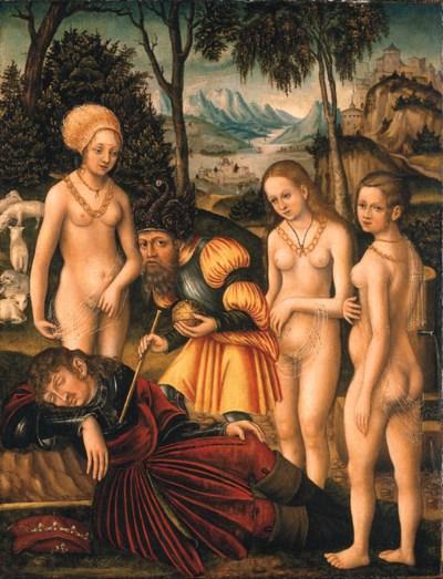 Studio of Lucas Cranach I (147