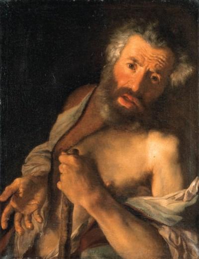Gaspare Traversi (active 1749-