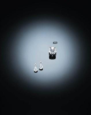 A SUPERB SINGLE-STONE DIAMOND