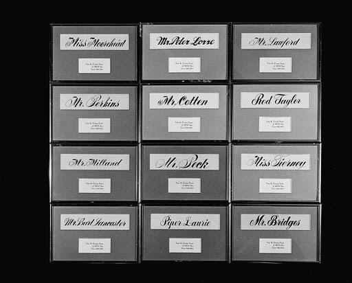 METRO-GOLDWYN-MAYER, 1940-1965
