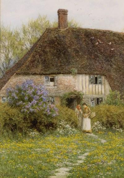 Helen Allingham, R.W.S. (Briti