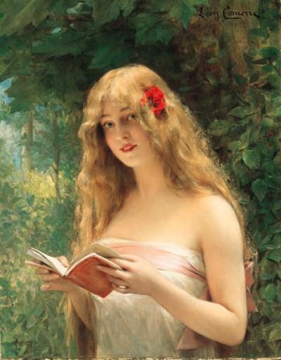 Leon Comerre (French, 1850-191