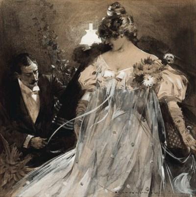 Max Cowper (British, fl. 1893-