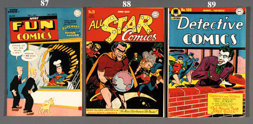ALL STAR COMICS