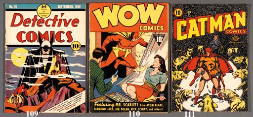DETECTIVE COMICS NO.31