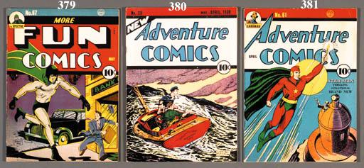 NEW ADVENTURE COMICS NO.25