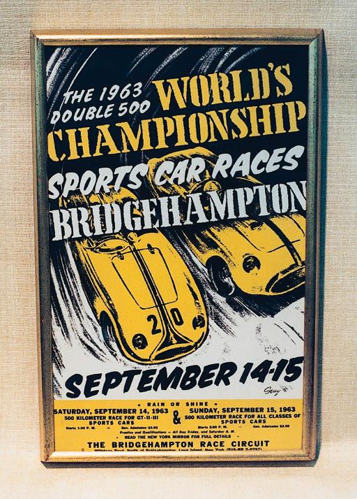 Bridgehampton - An original po