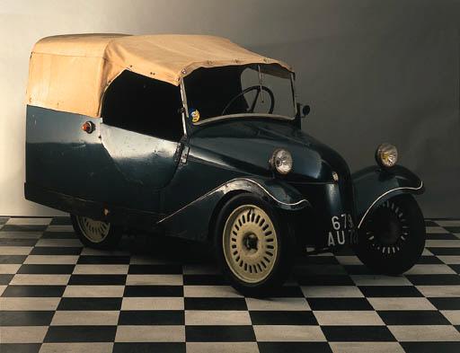 1953 MOCHET VELOCAR CM-125 COM