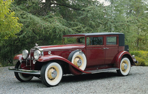 1932 STUTZ DV32 LONG WHEELBASE