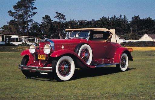 1930 CADILLAC V8 SERIES 353 RO