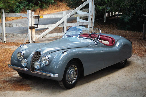 1950 JAGUAR XK 120 ROADSTER