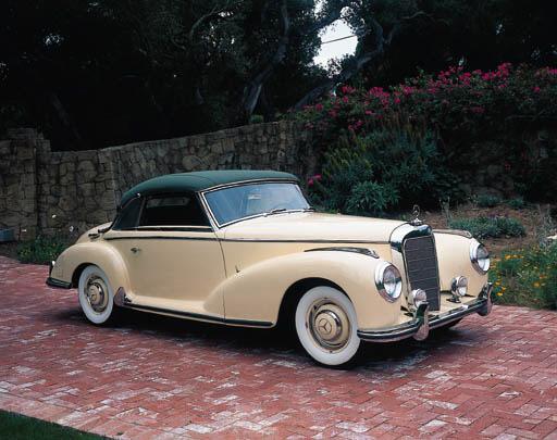 1953 MERCEDES-BENZ 300 S CABRI