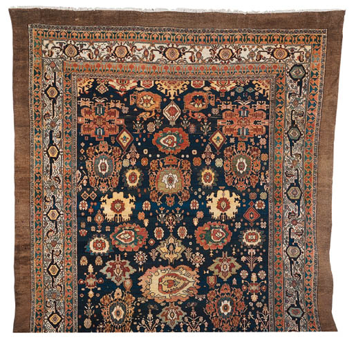 A NORTHWEST PERSIAN GALLERY CARPET