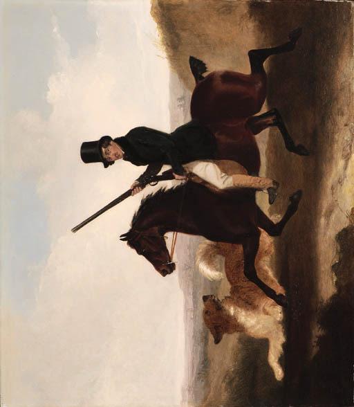 Thomas Woodward* (British, 180