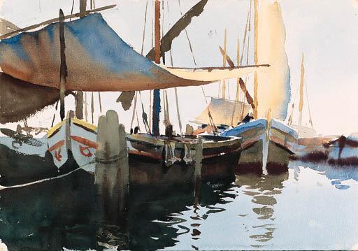 Edward Seago (British, 1910-19