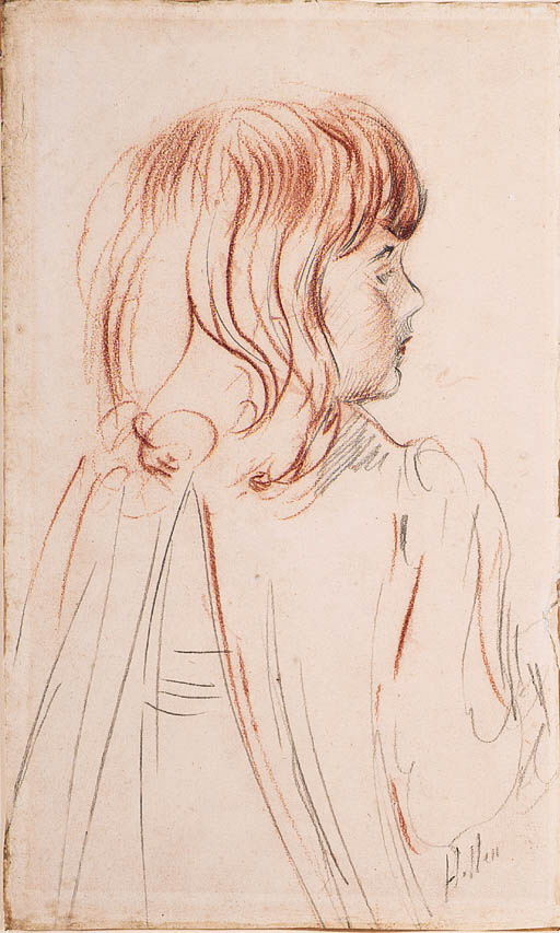 Paul Cesar Helleu (French, 185
